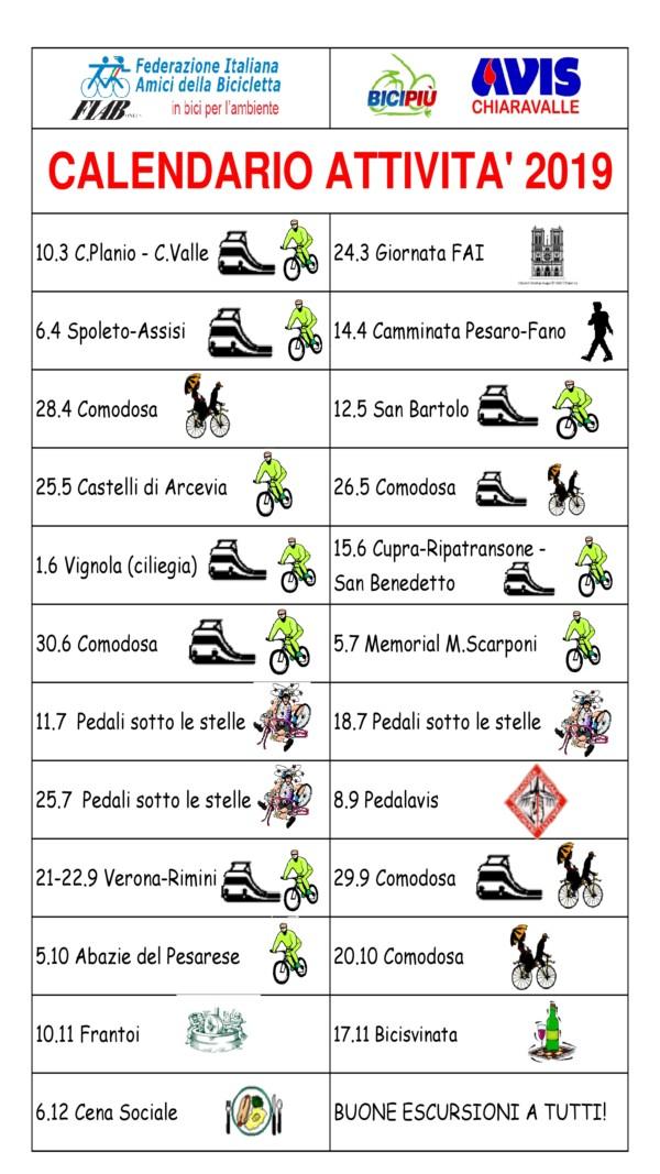 San Simone Calendario.Simone Bicipiu Chiaravalle